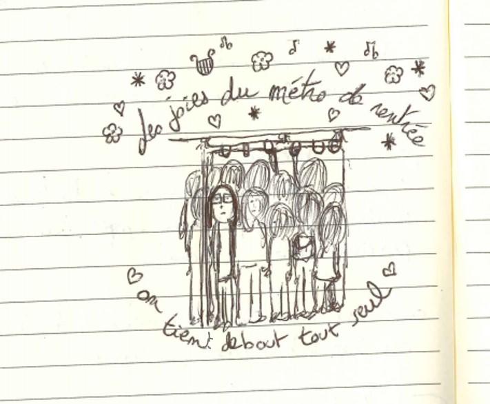 joies métro