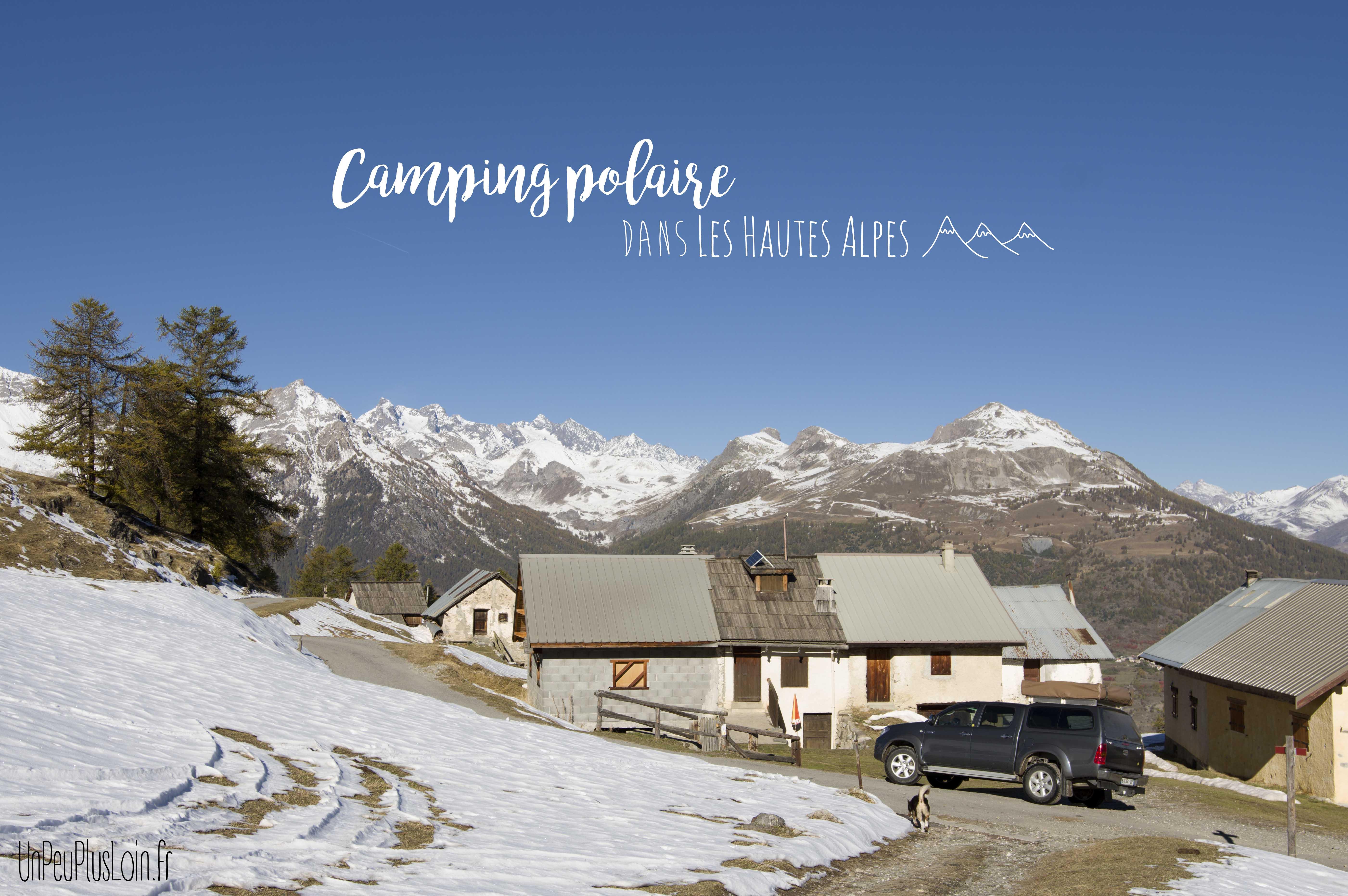 Week-end dans les Alpes du sud
