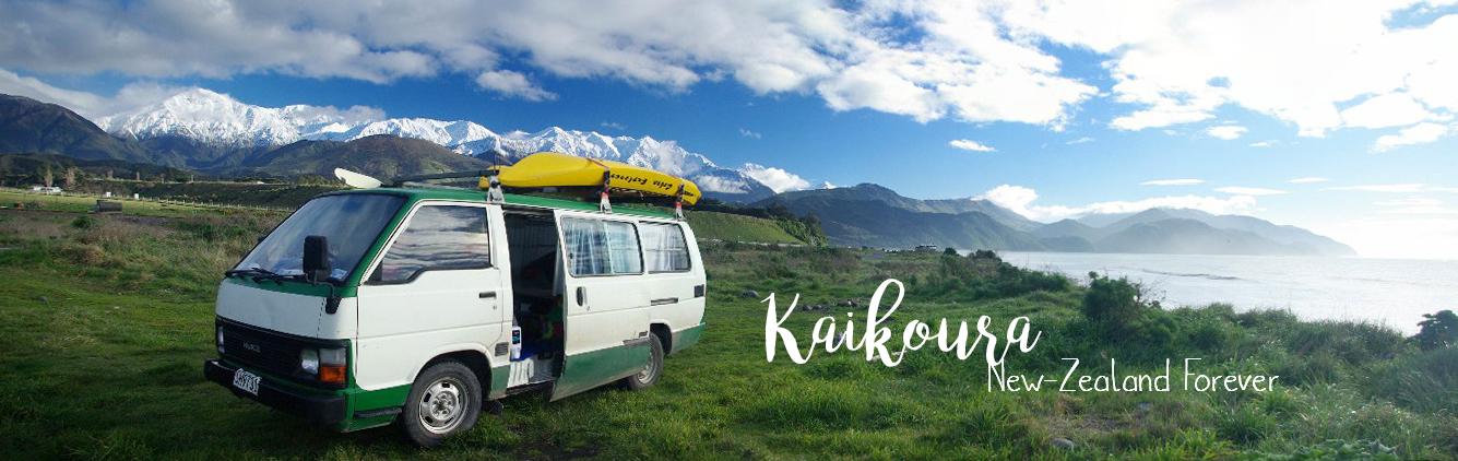 Kaikoura – Nouvelle-Zélande