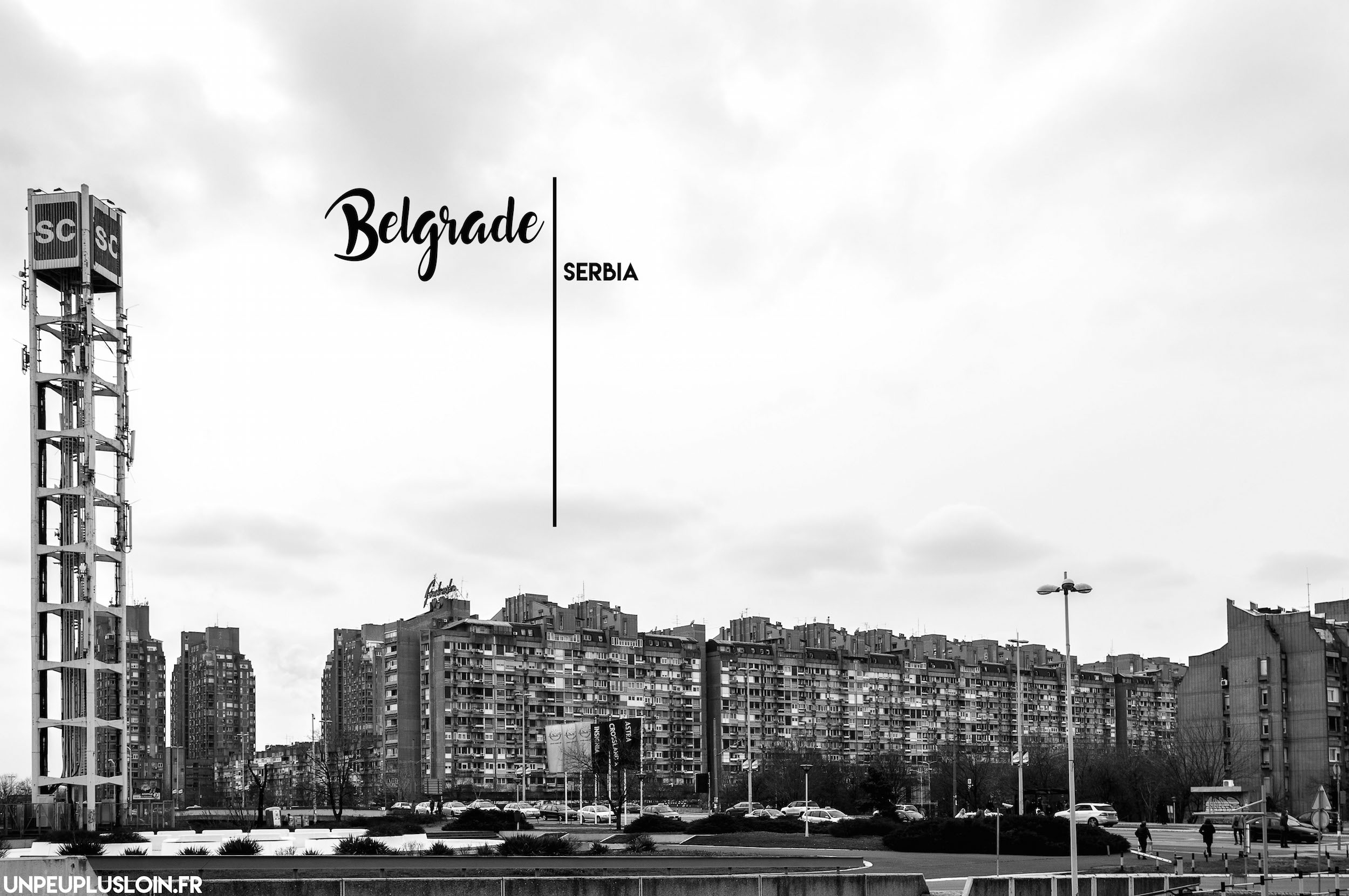 – Un long weekend à Belgrade –